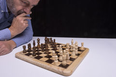 Play chess Stock Images