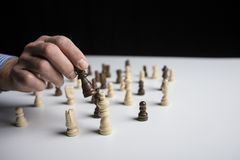 Play chess with no rules Stock Images