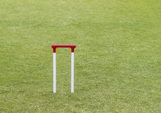 Play Croquet Royalty Free Stock Images