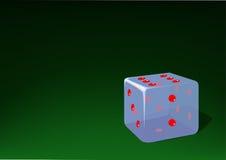 Play dice Stock Image