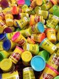 Play-Doh abondamment Photographie stock libre de droits