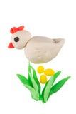 Play dough animal Stock Photo