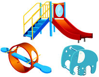play equipment Stock Photography