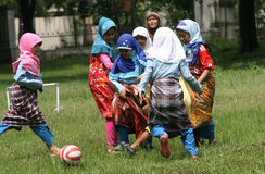 Play football Stock Photos