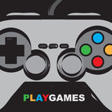 Play games Royalty Free Stock Photography