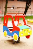 Play ground car Stock Photos