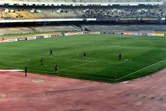Play ground of The Kolkata stock photos