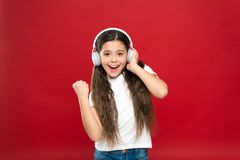 Play list concept. Music taste. Music plays an important part lives teenagers. Powerful effect music teenagers their. Emotions, perception of world. Girl listen stock photos