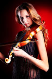Play music Stock Image