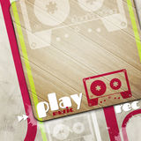 Play music Stock Images