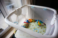 Play pen Royalty Free Stock Photography