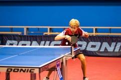 Play ping pong Royalty Free Stock Photo