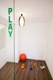 Play room Royalty Free Stock Images