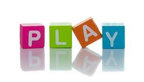 Play stock photo