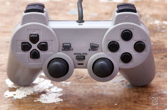 Play station joystick Stock Images
