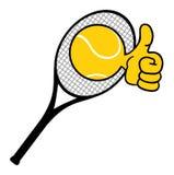 Play tennis Royalty Free Stock Image