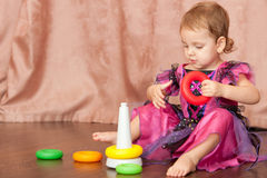 Play time Royalty Free Stock Photo