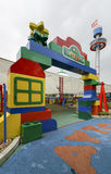 The Play Town area in Legoland Malaysia. Editorial Image Royalty Free Stock Photos
