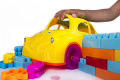 Play toy Royalty Free Stock Images