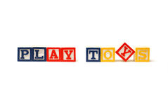 Play Toys Stock Images