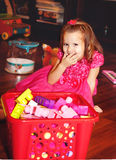 At Play Royalty Free Stock Images