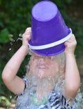 play3 woda Obrazy Stock