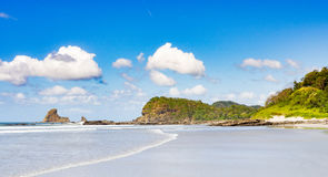 Playa马德拉斯火山 库存图片