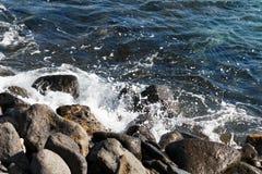 playa Ισπανία papagayo BLANCA Lanzarote παραλιών Στοκ φωτογραφίες με δικαίωμα ελεύθερης χρήσης