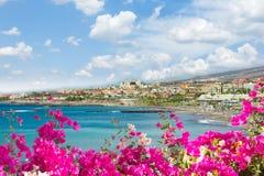playa Ισπανία tenerife της Αμερικής las Στοκ Εικόνες