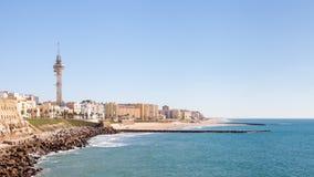 Playa Σάντα Μαρία del Mar Στοκ Εικόνες