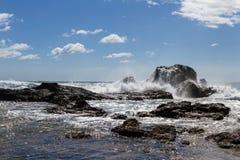 Playa большое, Коста-Рика Стоковые Фотографии RF
