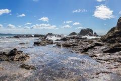 Playa большое, Коста-Рика Стоковое фото RF