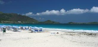 Playa #1 de la bahía de Oriente Imagenes de archivo