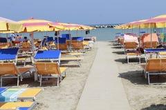 Playa Fotos de archivo libres de regalías