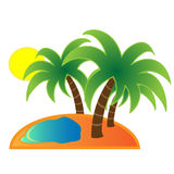 Playa Libre Illustration