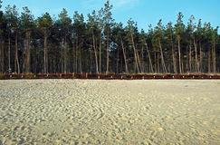 Playa Fotografía de archivo