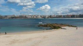 Playa Imagen de archivo libre de regalías