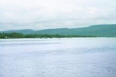 Playa agradable de Bai Sao, Phu Quoc Imágenes de archivo libres de regalías