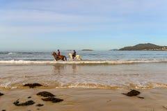 Playa Ameryka, Nigran, Galicia - Zdjęcia Royalty Free