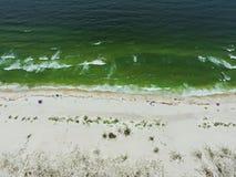 Playa anaranjada, Alabama fotos de archivo libres de regalías