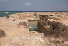 Playa artificial en la FOCA de San Foto de archivo libre de regalías