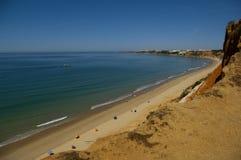 Playa asombrosa Fotografía de archivo