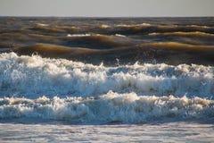 Playa atlántica Foto de archivo libre de regalías