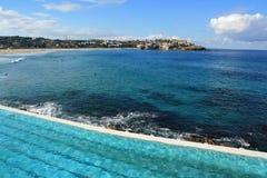 Playa Australia de Bondi Imagen de archivo