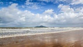 Playa Australia de la misión imagenes de archivo