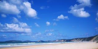 Playa australiana Imagen de archivo