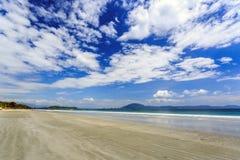 Playa blanca doc. Let, trang del nha, Vietnam de la arena foto de archivo libre de regalías