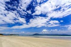 Playa blanca doc. Let, trang del nha, Vietnam de la arena fotos de archivo
