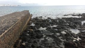 Playa Blanca i Fuerteventura, Canarias 4 royaltyfri foto