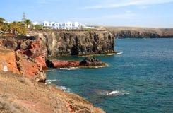 Playa Blanca, Lanzarote Stock Image